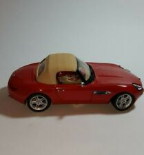 New ListingFranklin Mint Bmw Z8 2000 Red Roadster Diecast Model Convertible