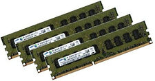 4x 4gb 16gb ddr3 1333mhz ECC Server ASUS Scheda madre p7f-c/4l pc3-10600e di RAM
