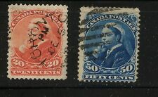 Canada 45-47 used catalog $210.00 Kel09131