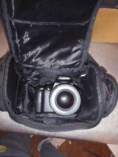 Canon EOS Rebel T3 12.2MP Digital SLR Camera & 18-55mm Lens Carry Bag