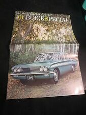 Original BUICK 1961 SPECIAL ONLY DELUXE COLOR BROCHURE