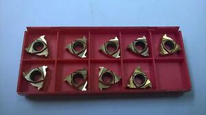 12 ACME INT THREADING INSERTS x9 BRAND NEW