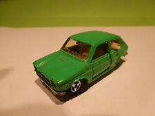 MAJORETTE 1:55  FIAT 127  NO=203  - RARE SELTEN - NEAR MINT  CONDITION