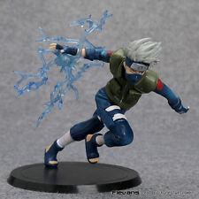 Anime Naruto Hatake Kakashi Running Tsume Xtra Ver. PVC Figure Collectible Model