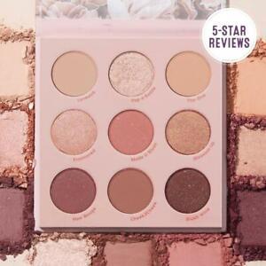 Colourpop ❤ 9 Pan Eyeshadow Palette in Blush Crush ❤ NIB Mauve Nudes Super Shock