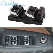 Für AUDI A4 Q5 A5 S5 S-Line 8K0959851A Chrom Alu Fensterheberschalter Schalter