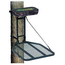 Beagle II Treestand up to 300 lbs w/ Lower Stabilizing Platform Strap by Big Dog