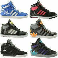 adidas Originals Hard Court Hi Boots~Basketball-Childrens Sizes-Boys-Trainers