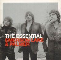 EMERSON LAKE & PALMER - THE ESSENTIAL - 2 CD - 88697830452 - Columbia/Legacy