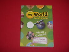 Pearson My World Social Studies Florida Grade 3 Student Edition