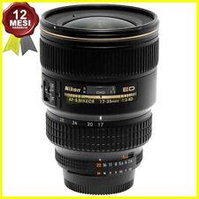 Obiettivo Nikon AF-S Nikkor 17/35 mm. f2,8 D ED zoom per fotocamere Reflex usato