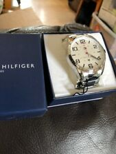 Tommy Hilfiger Mens Silver Watch