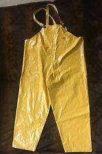 Dickies Men's Waterproof Rain Pants - XXL - Yellow Raingear - Overalls
