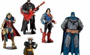 DC Multiverse Dark Father complete figure set
