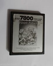 "ATARI 7800 - "" Food Fight "" - MODUL"