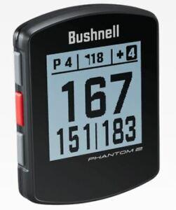 NEW Bushnell Phantom 2 GPS - Black - Drummond Golf