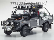 KYOSHO KSR08902TR LAND ROVER DEFENDER TOMB RAIDER MOVIE EDITION RESIN 1/18 GREY