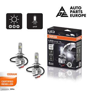 KIT COPPIA LAMPADE LED OSRAM H7 67210CW 6000K 12V 24V 2° gen. 5 anni di garanzia
