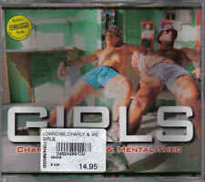 Charly Lownoise&Mental Theo-Girls cd maxi single