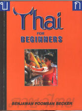 Huge Thai language training Pack. Books, audio, tests and more...