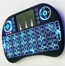 Backlight Mini Wireless Keyboard USB Mini Keyboard Remote Control Android
