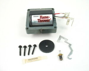 Pertronix D3001 Flame-Thrower HEI Coil GM 50,000 Volt Red/White Wire