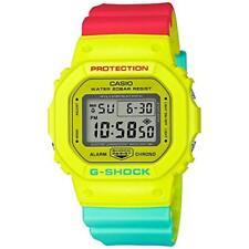 CASIO G-SHOCK DW-5600CMA-9JF Breezy Rasta Color Men's Watch