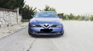 Alfa Romeo 166 Front Bumper CUPRA R Euro Spoiler Lip Valance Splitter
