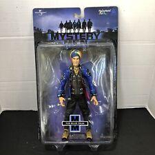 The Blue Raja Figure Mystery Men 1999 Universal Playing Mantis New Sealed