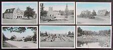 Elizabethtown Pa Masonic Homes Lot Of 6 Antique Postcards