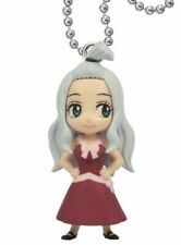 RARE! Fairy Tail anime Mira Mirajane figure keychain charm phone strap keychain