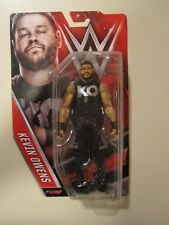 WWE Mattel Basic Series 65 KEVIN OWENS Action Figure RAW New in Package RARE
