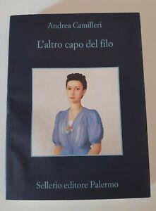 L'altro capo del filo 😎 Andrea Camilleri 💚 Montalbano RAI 2019 ♡ Sellerio 2016