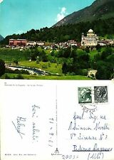CARTOLINA POSTCARD V.TA 8/13  RE - PANORAMA VALLE VIGEZZO  ( 27.09.1967 )