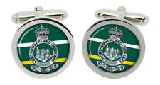 Northumberland Hussars, British Army Cufflinks in Box