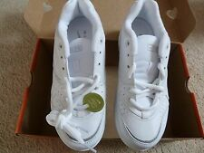 NIKE ATHLETIC WALKING SHOES SNEAKERS WHITE SZ. 6.5 AIR GRATITUDE WOMEN