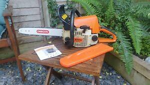 Stihl 021 chainsaw 16 Inch Bar