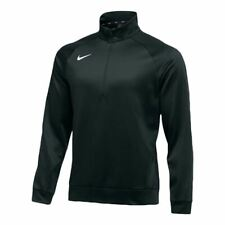 Nike Men's Dri-Fit Long Sleeve Therma 1/4 Zip Pollover Sweater, Black, Xxl - New