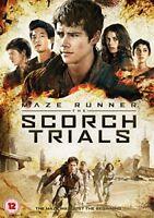 Maze Runner: The Scorch Trials [DVD] [2015][Region 2]