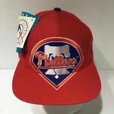 Vintage MLB Philadelphia Phillies Eds West Snapback Cap Hat OSFA NWT