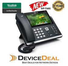 Yealink SIP-T48S   16 Line Dual Gigabit IP Phone from Yealink Certified Reseller