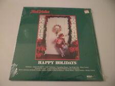 True Value-Happy Holidays-Christmas-Sealed-Record Album LP NEW ELVIS bing crosby