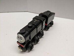 Thomas & Friends Wooden Railway Neville & Tender Train Engine Car GUC