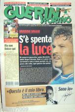 GUERIN SPORTIVO=N°6 2002=COVER ROBERTO BAGGIO (BRESCIA)