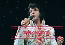 1973 ELVIS PRESLEY on Television LARGE 16x20 Photo ALOHA From HAWAII #3