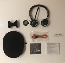Genuine Jabra Evolve 65 Wireless Bluetooth MS Stereo Headset