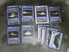 Star Wars CCG Star Destroyer lot decipher tcg card