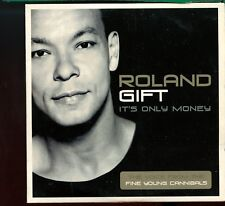 Roland Gift / It's Only Money - Fine Young Cannibals - CD Promo Card Sleeve