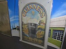 GUINNESS metal sign 20x30 cms Decorate your room,bar,garage,mancave