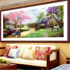 DIY 5D Diamond Embroidery Oil Painting Scenery Painting Cross Stitch Decor Gift